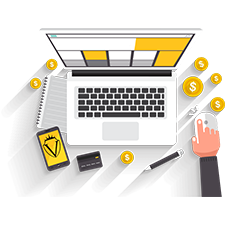 Servicio de Monetización de Sitios Web | VidalPRO Corporation